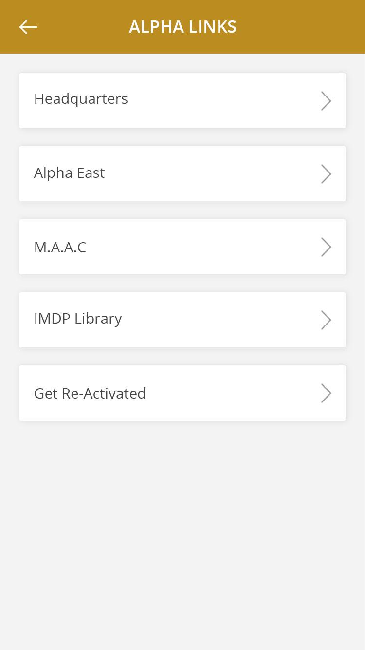 Customized Links Module